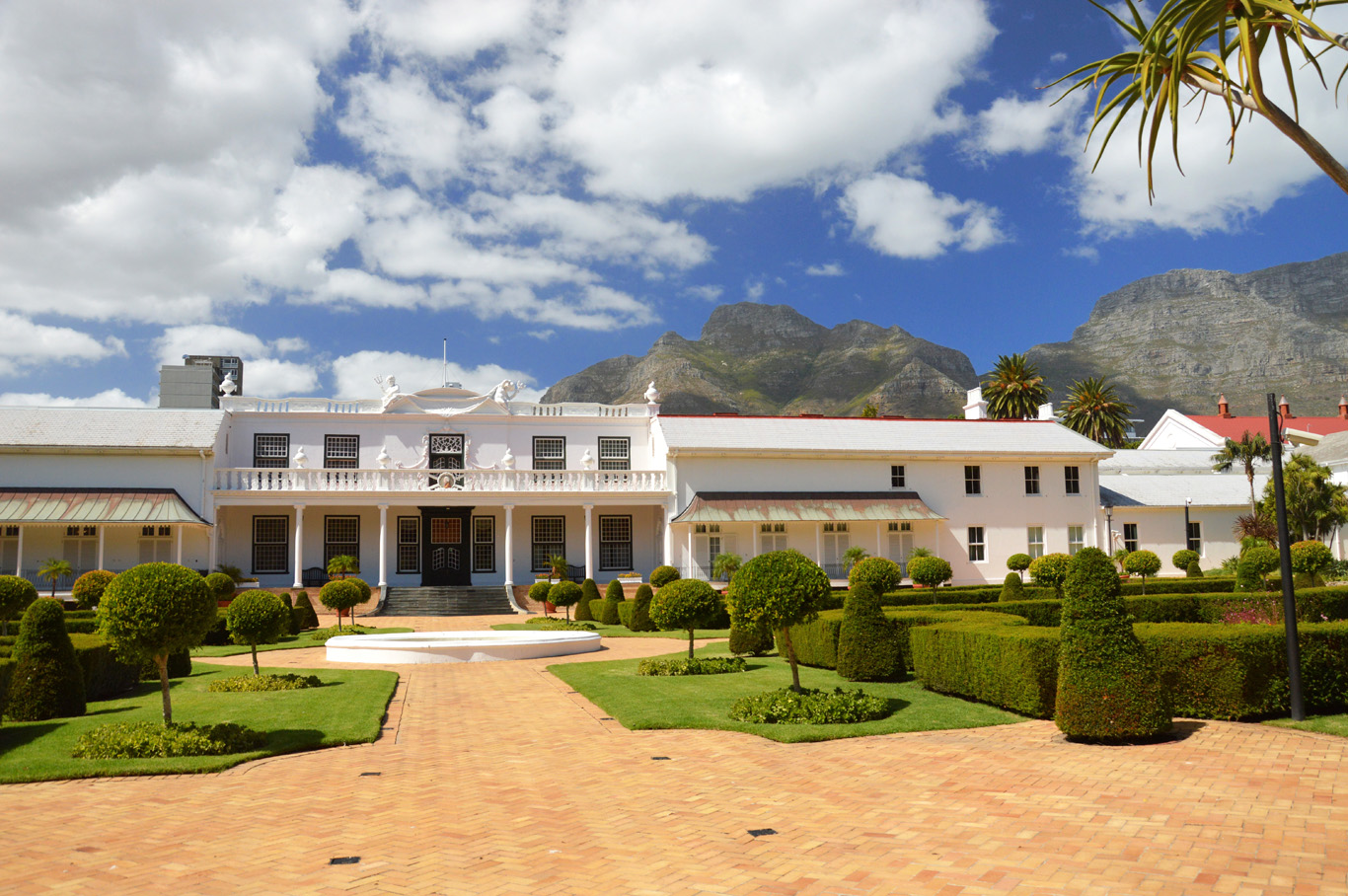 Presidential mansion