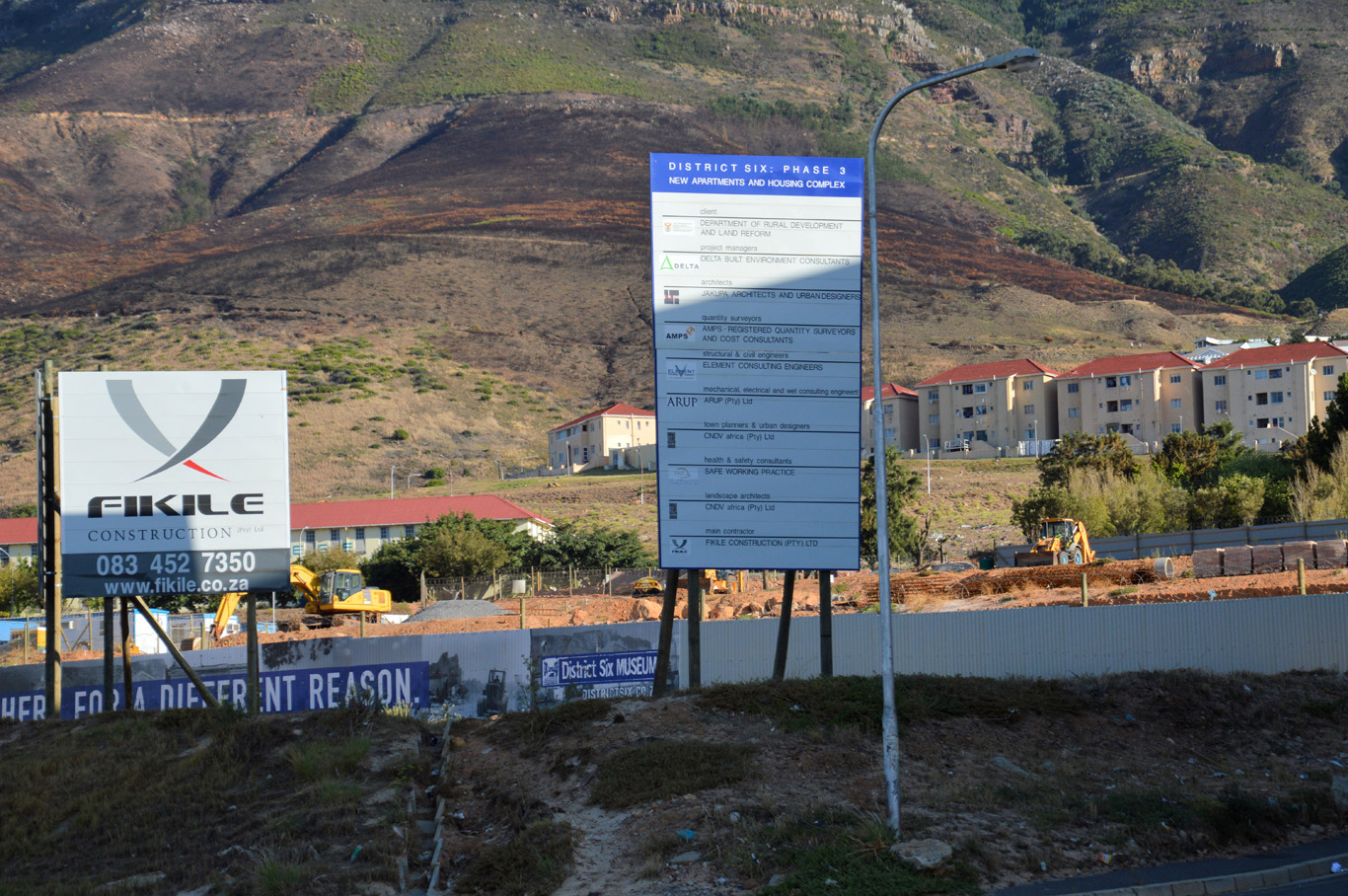 Some development in District Six
