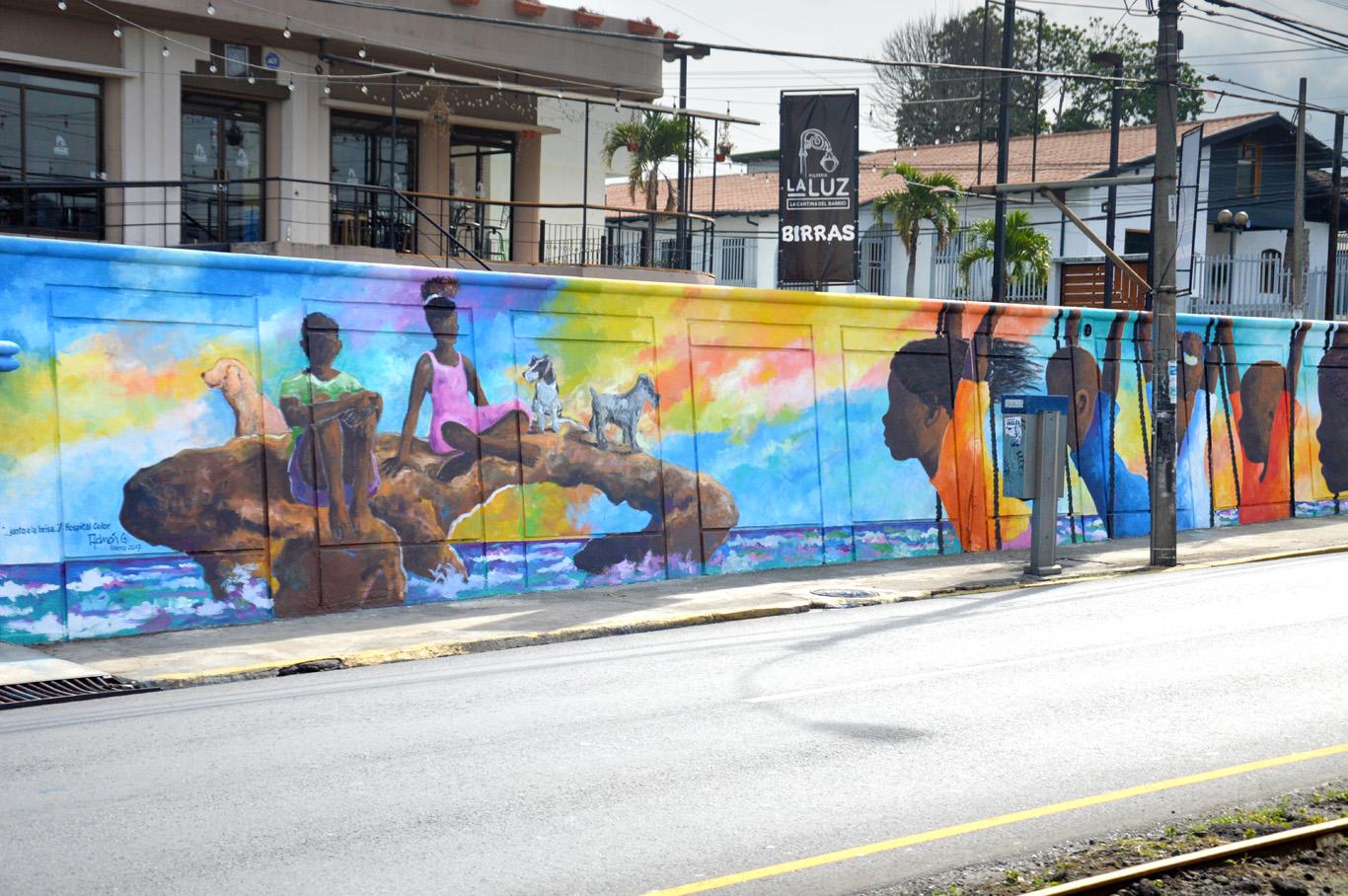 Graffiti in San Jose