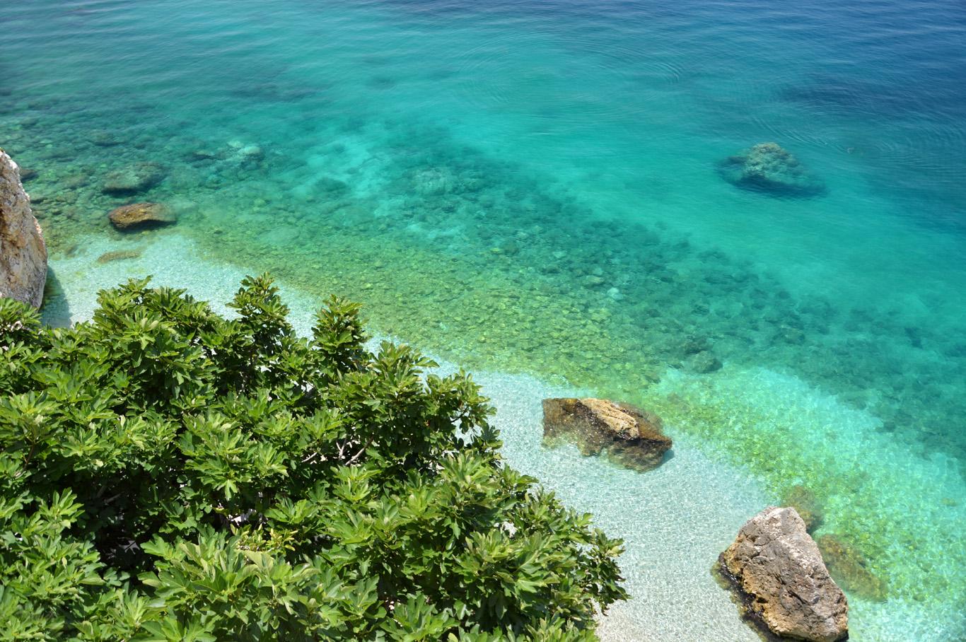 Sea in Vlora