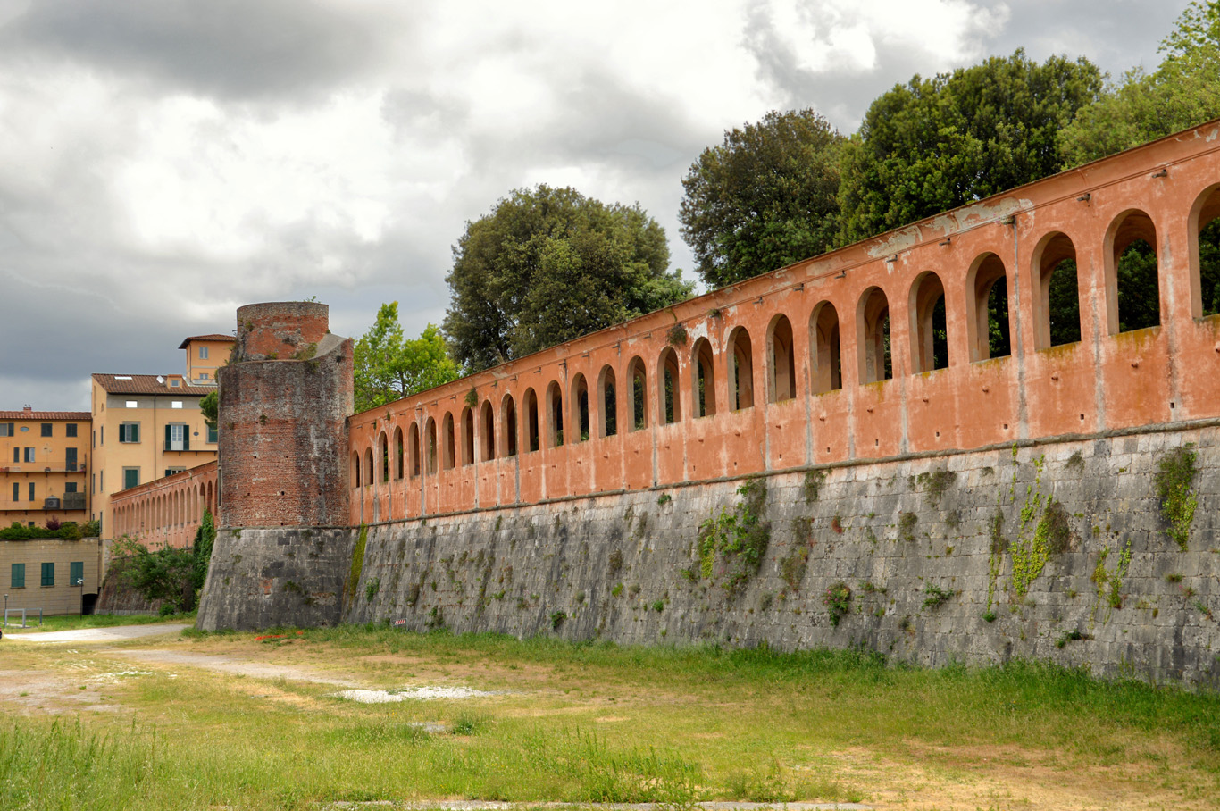 Fortification Walls