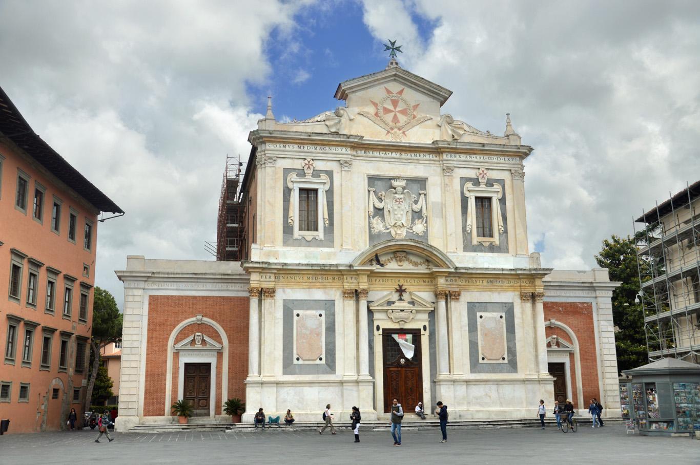 Santo Stefano dei Cavalieri church