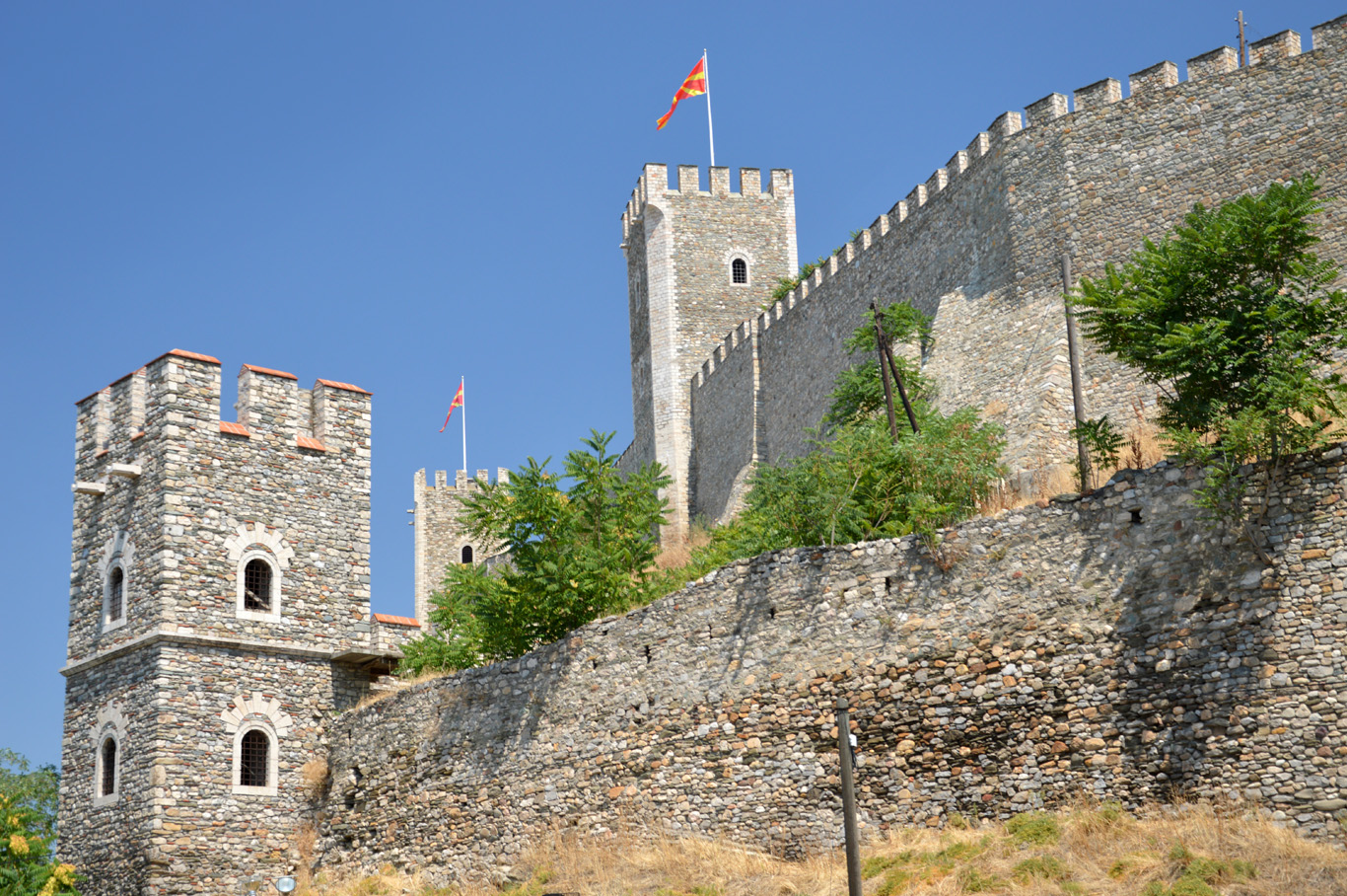 Kale Fortress - reminder of the Byzantine times
