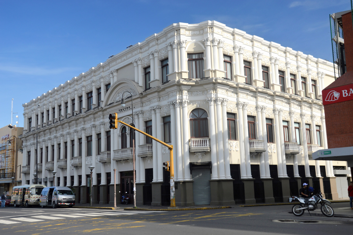 The Melico Salazar Theatre