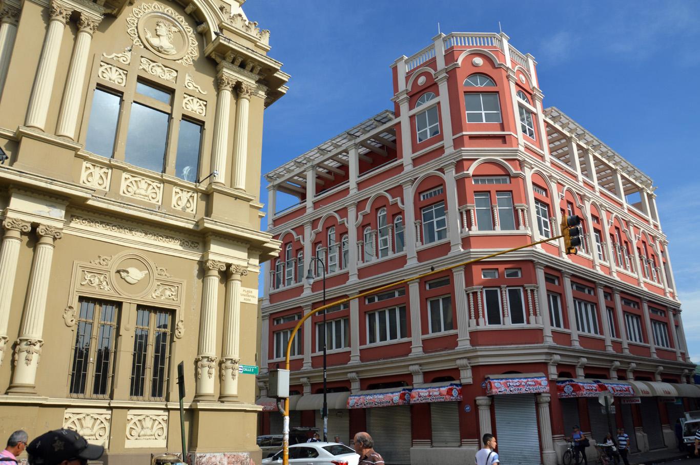 Red Edificio Herdocia building