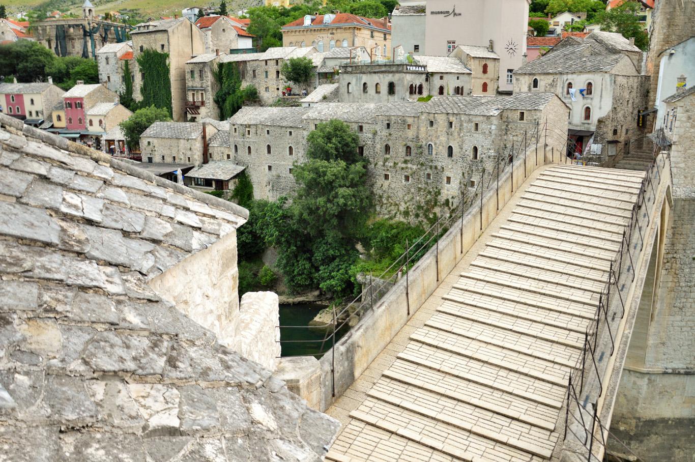 The Stone Bridge - Stari Most
