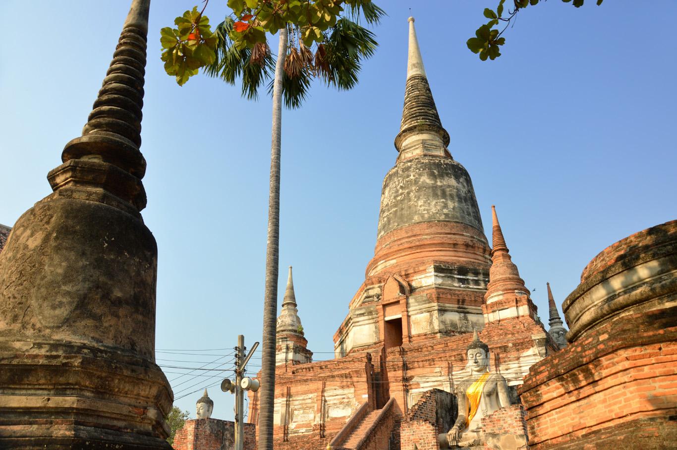 Wat Yai Chai Mongkhon Temple