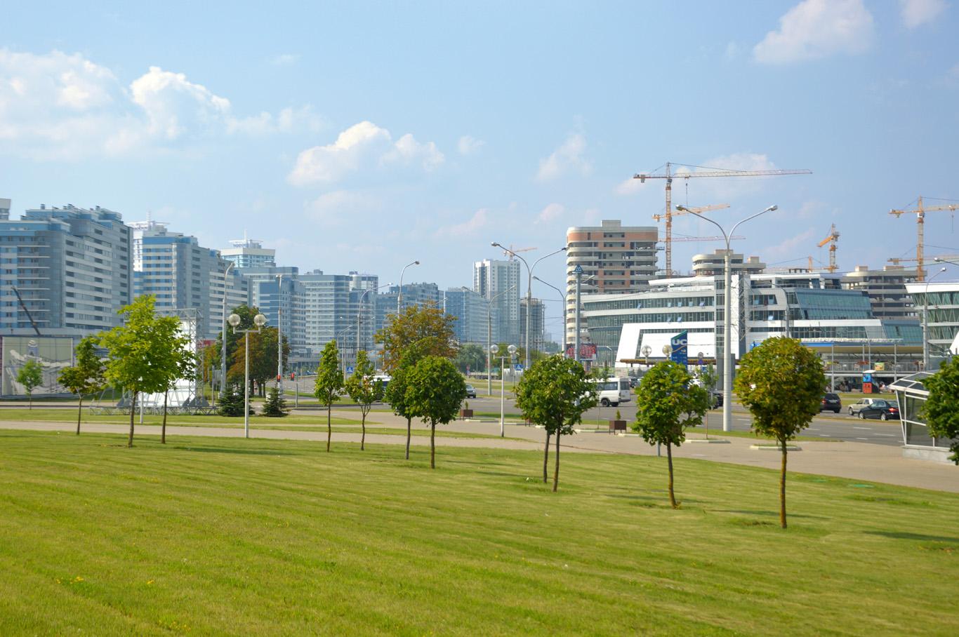 Modern Minsk