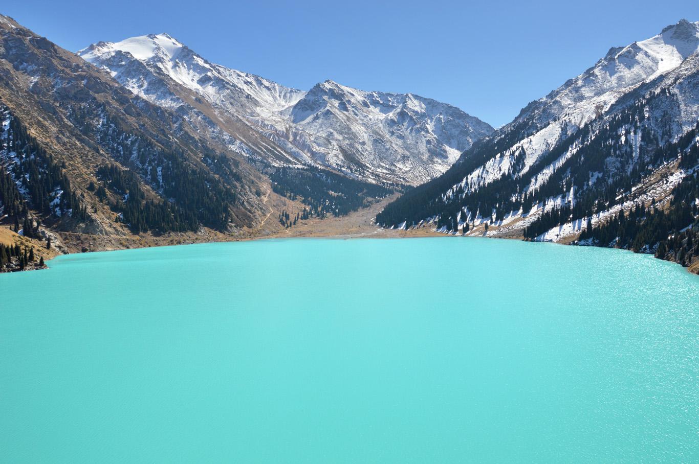 Big Almaty Lake