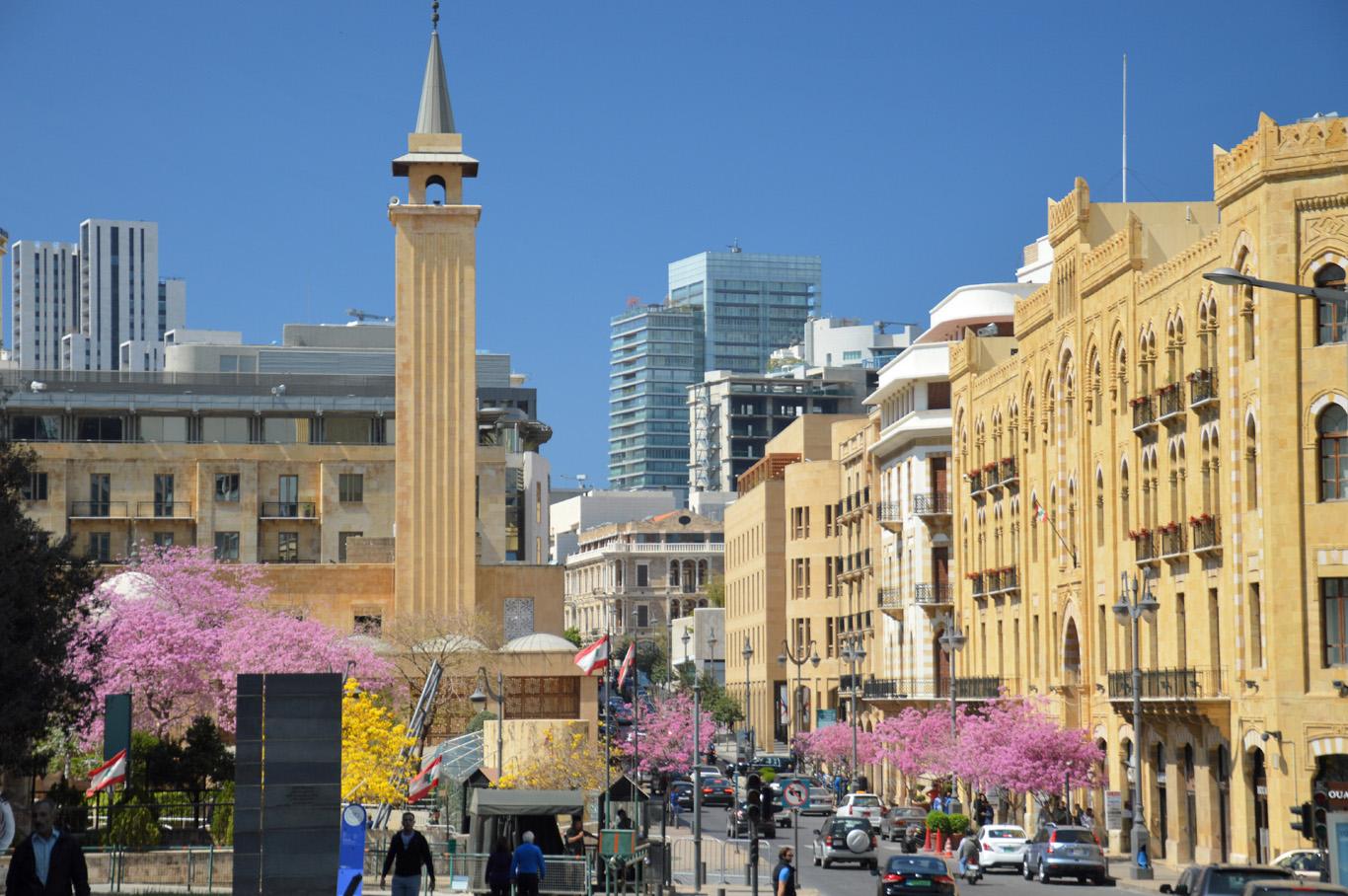 Downtown Beirut