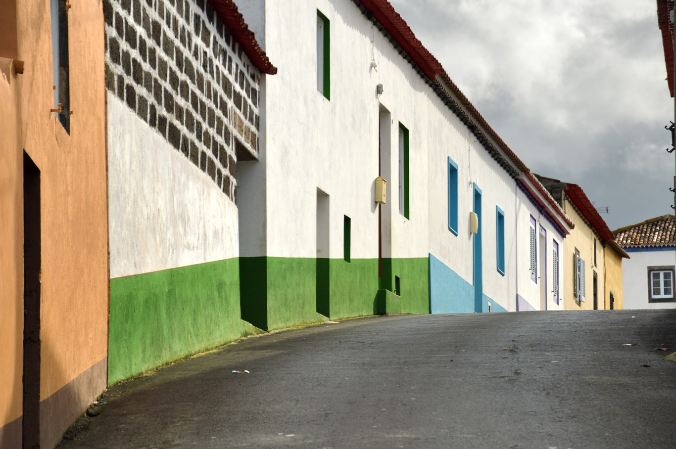 One of the villages on the way to Nordeste