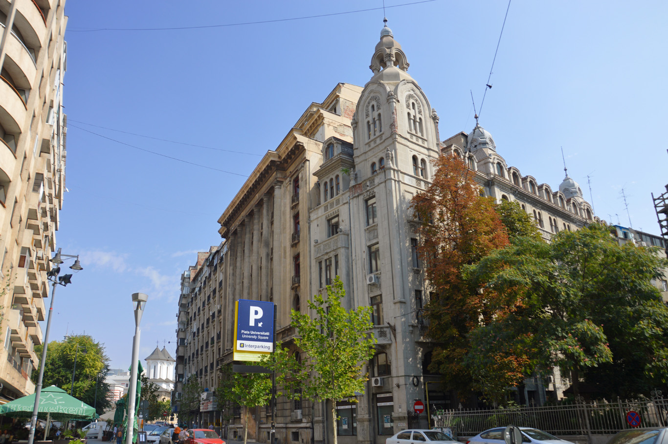 Modern Bucharest