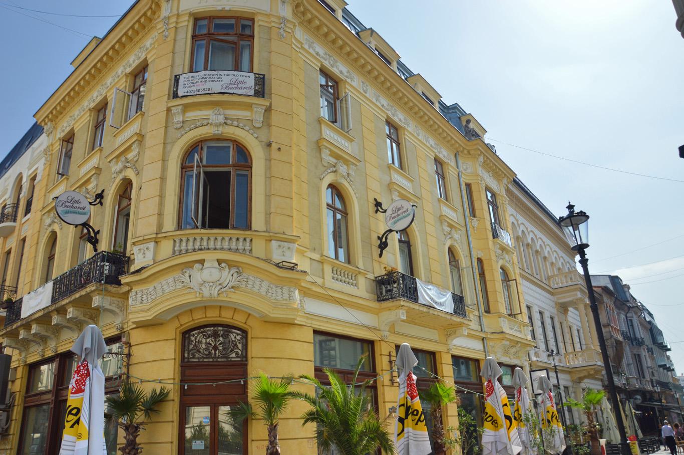 Bucharest Od Town