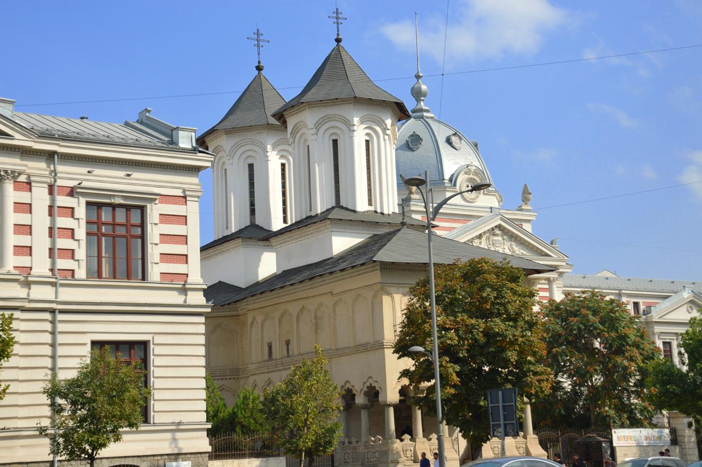 Coltea Church