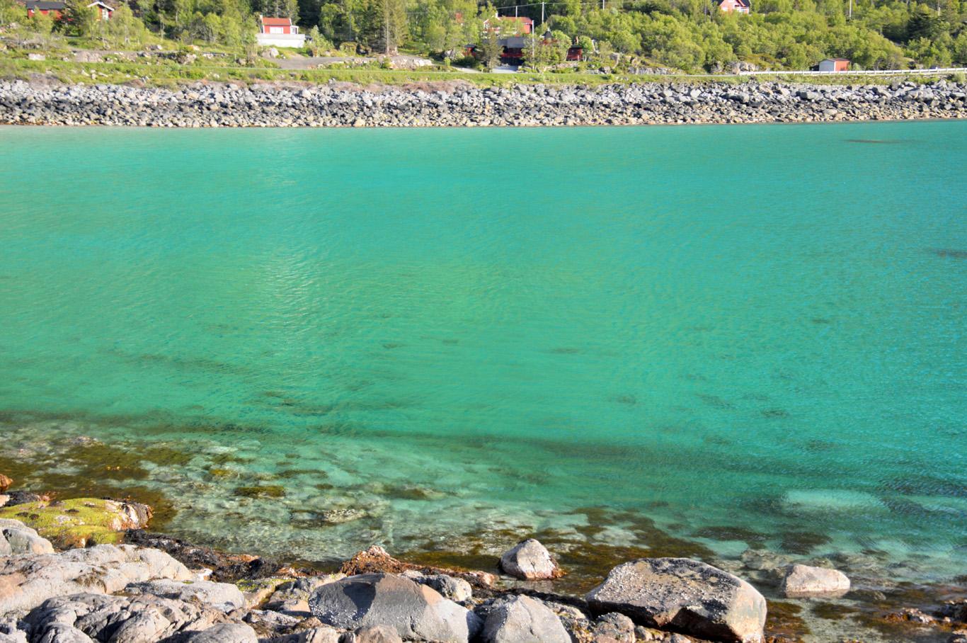 Rorvik beach