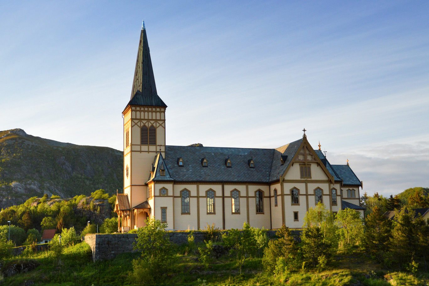 Church in Svolvaer