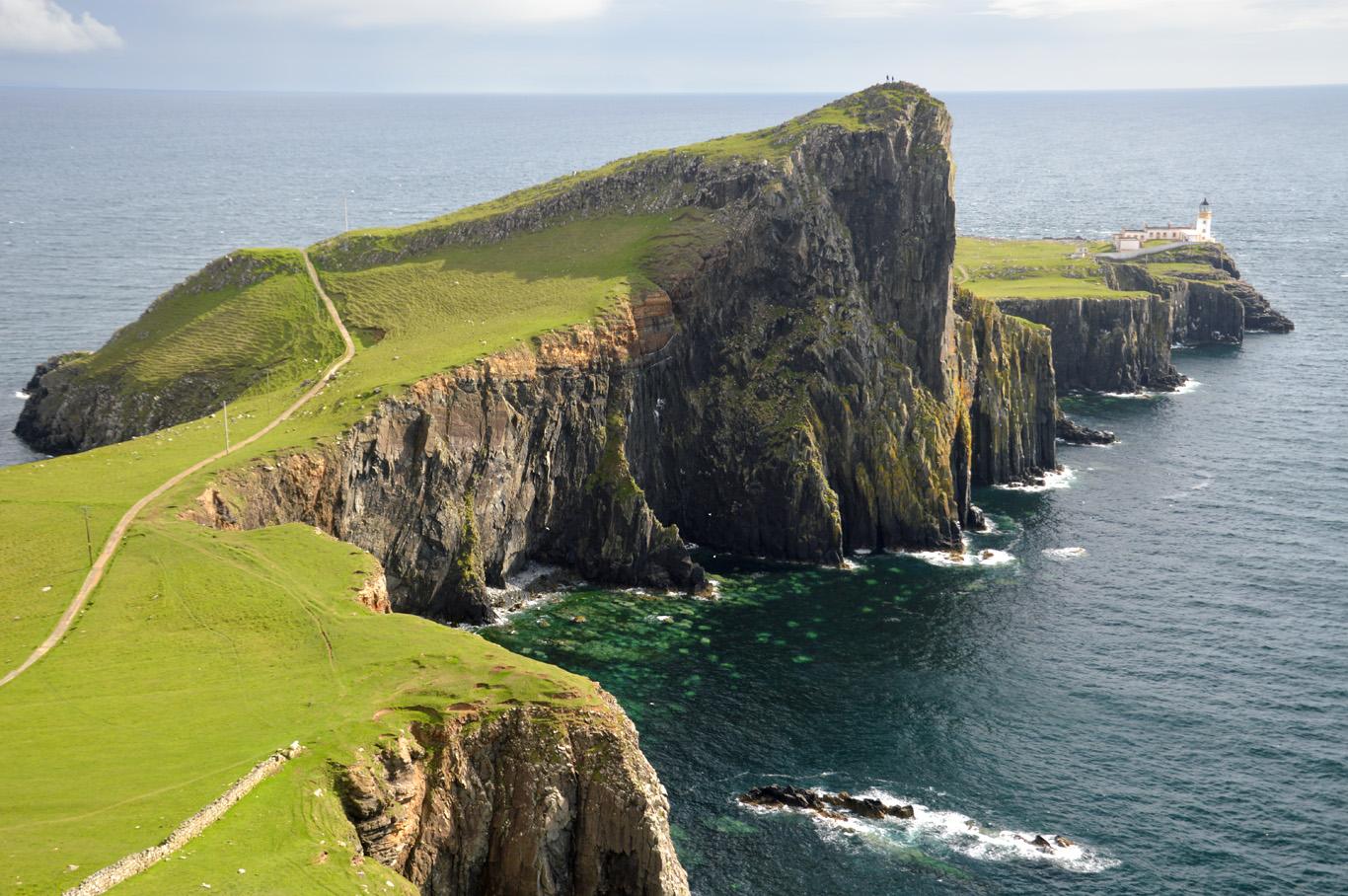 Neist Point, Isle of Skye     more info