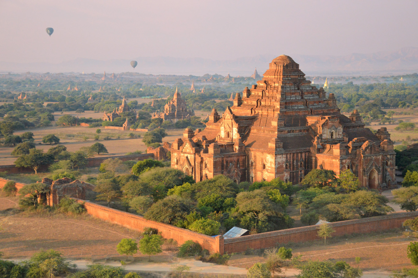 Balloons over Bagan, Myanmar - Is It Worth The Money