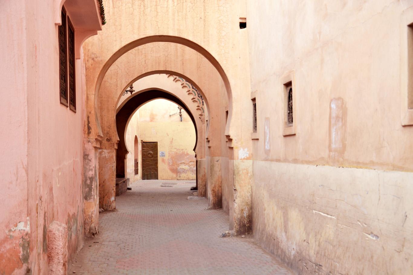Medina in Marrakesh