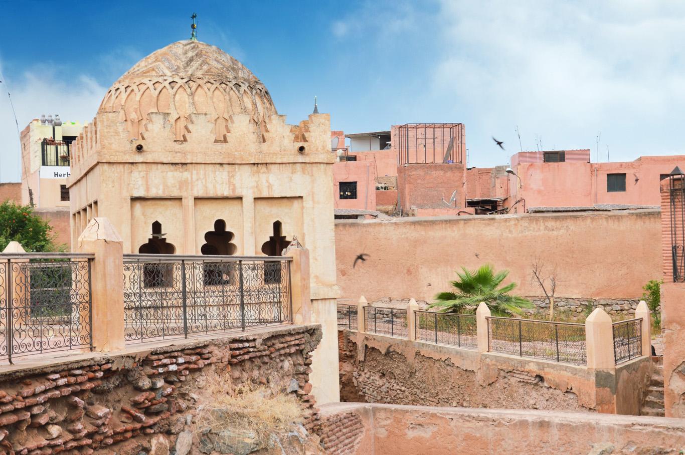 Marrakesh - red city