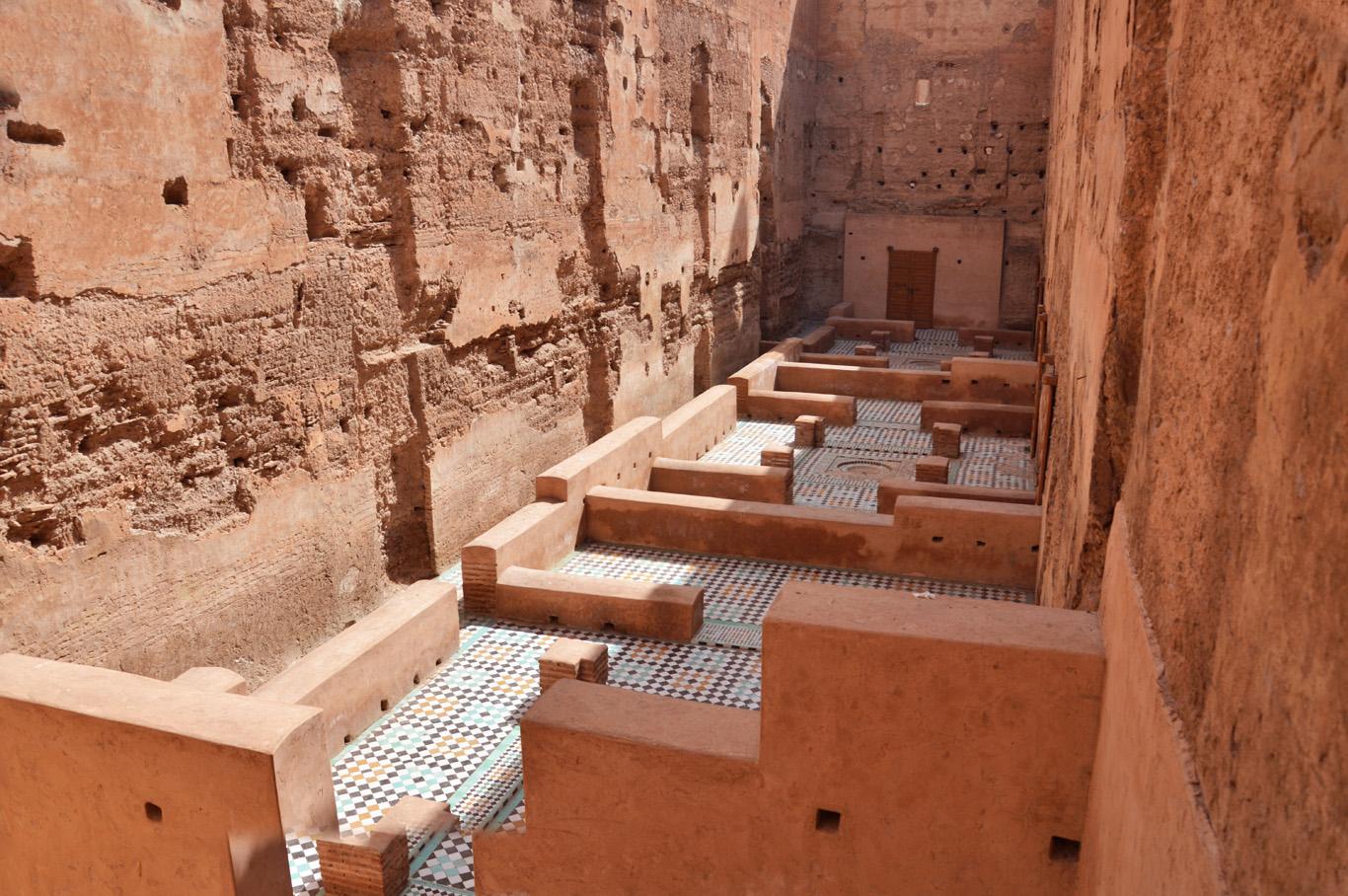 Badii Palace ruins