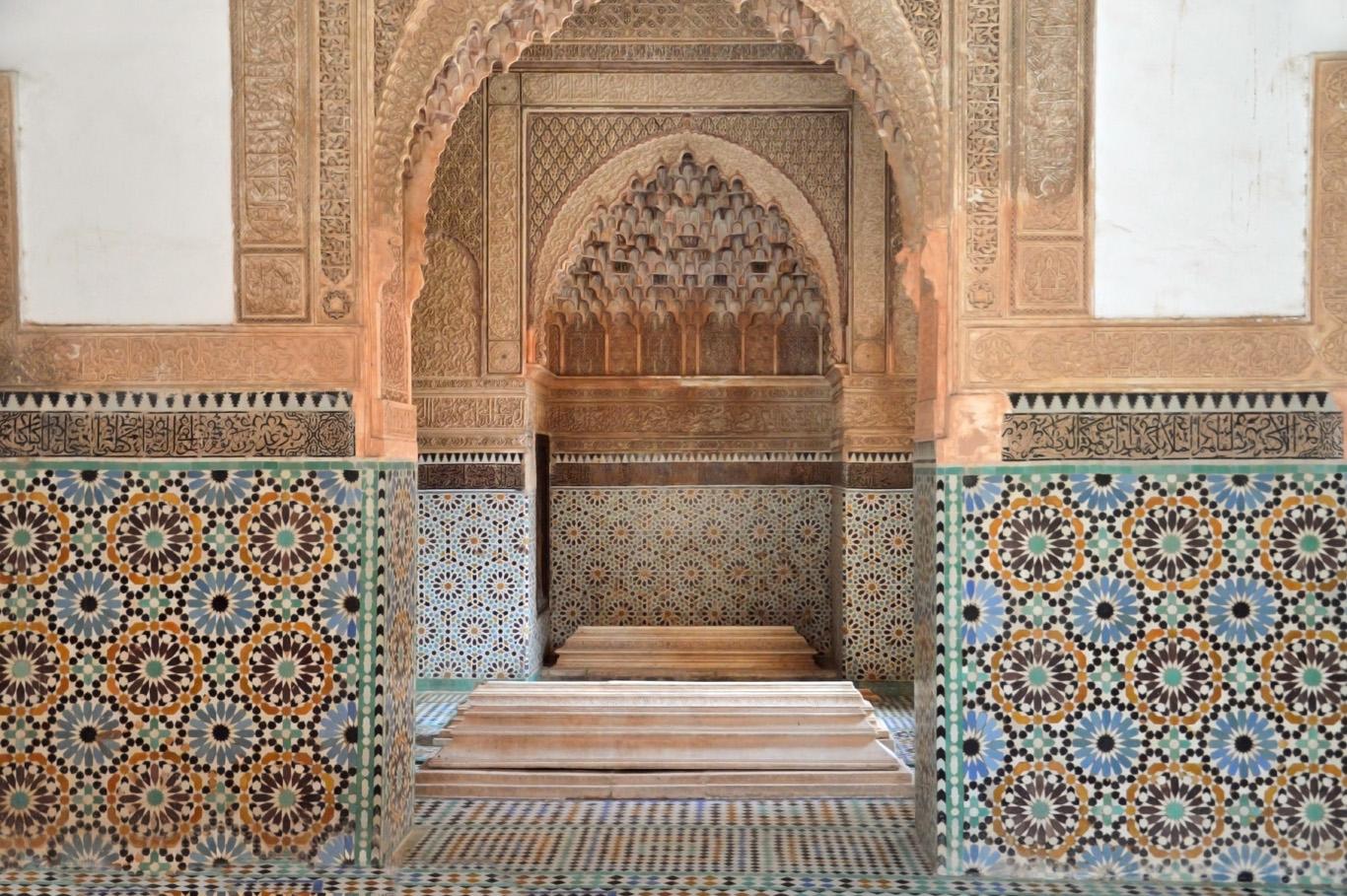 Saadian Tombs