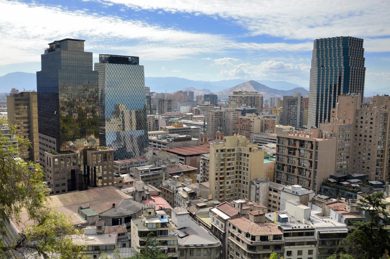 Santiago - The Capital    more info