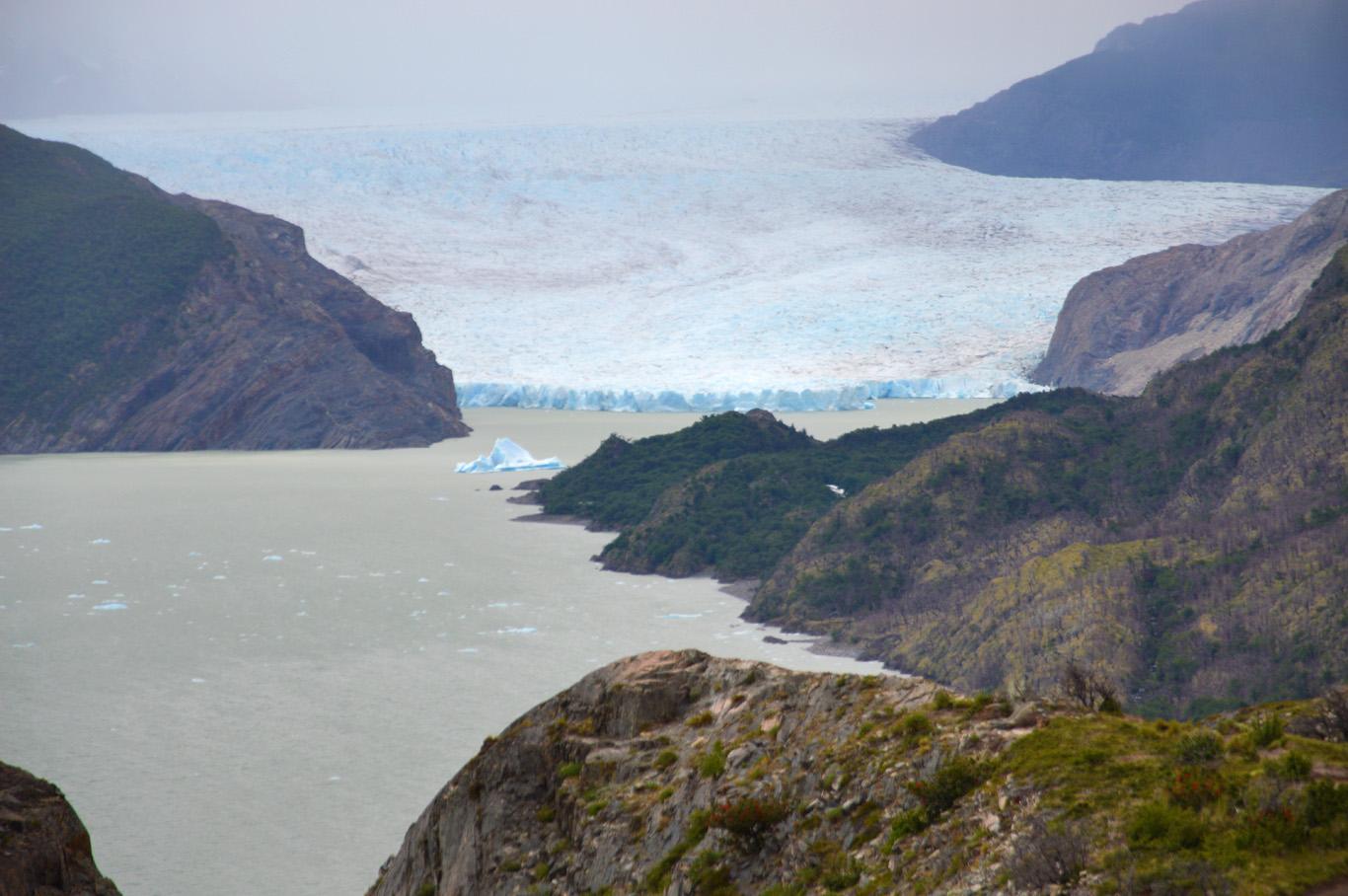 W trek Day 1 - Perito Moreno Glacier    more info