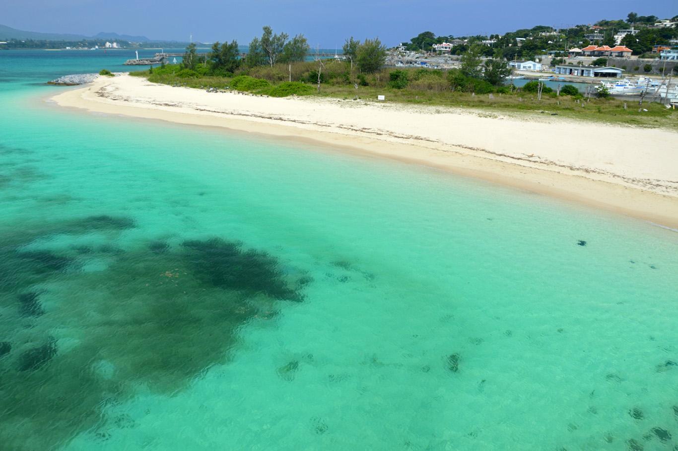 Beach in Okinawa