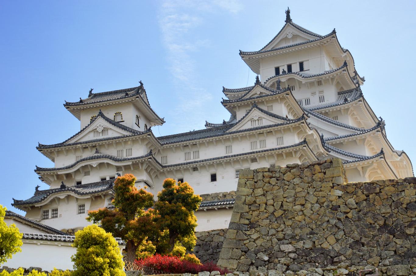 Himeji Castle     more info