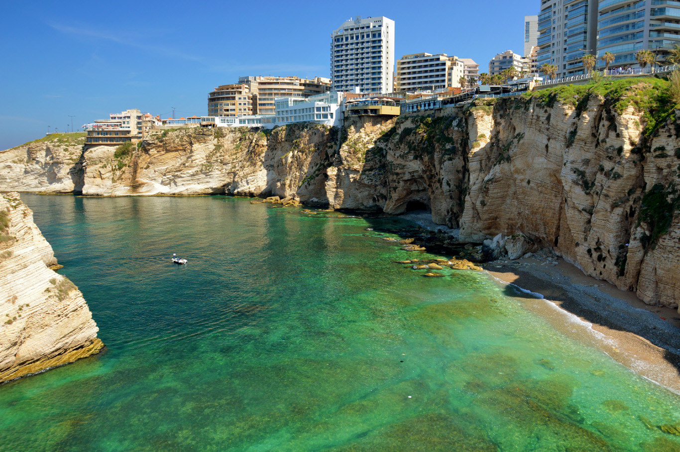 Beirut Sea Side