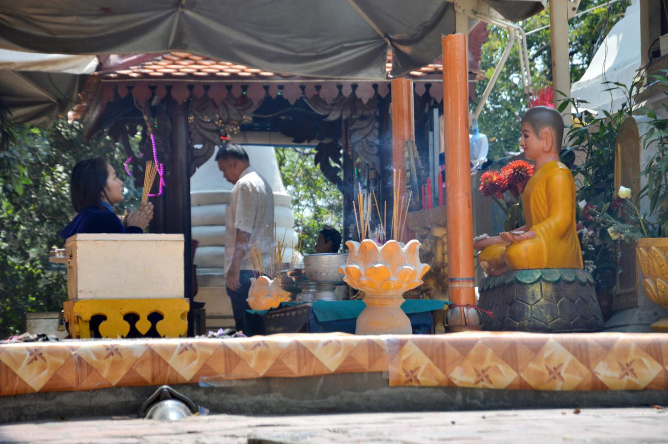 Wat Phnom Temple