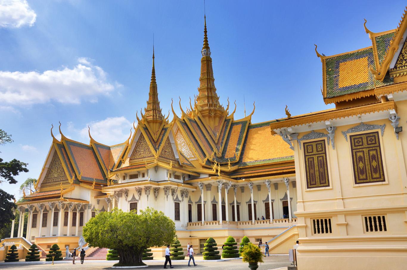 Royal Palace - The Throne Hall