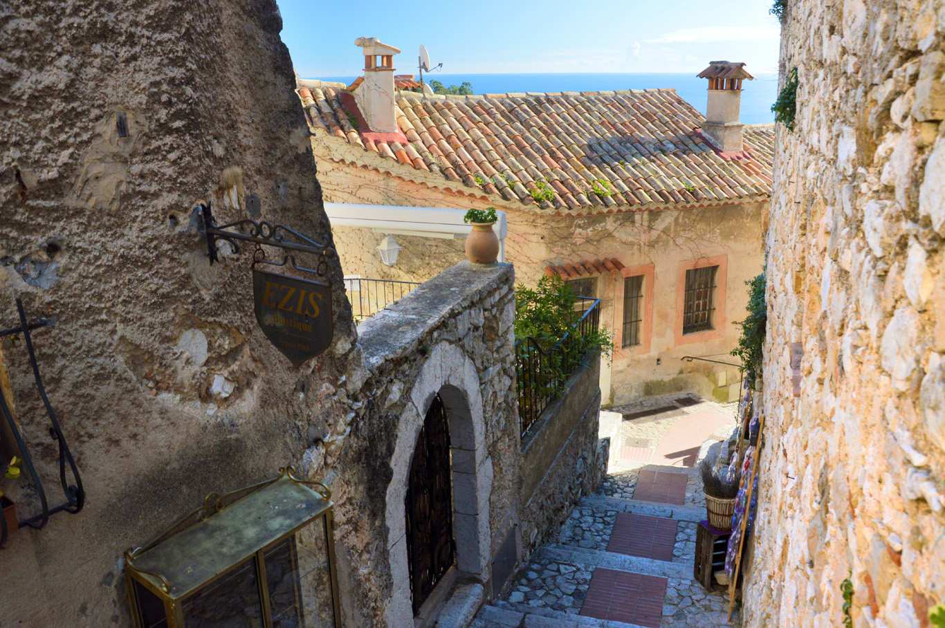 Eze Old Town