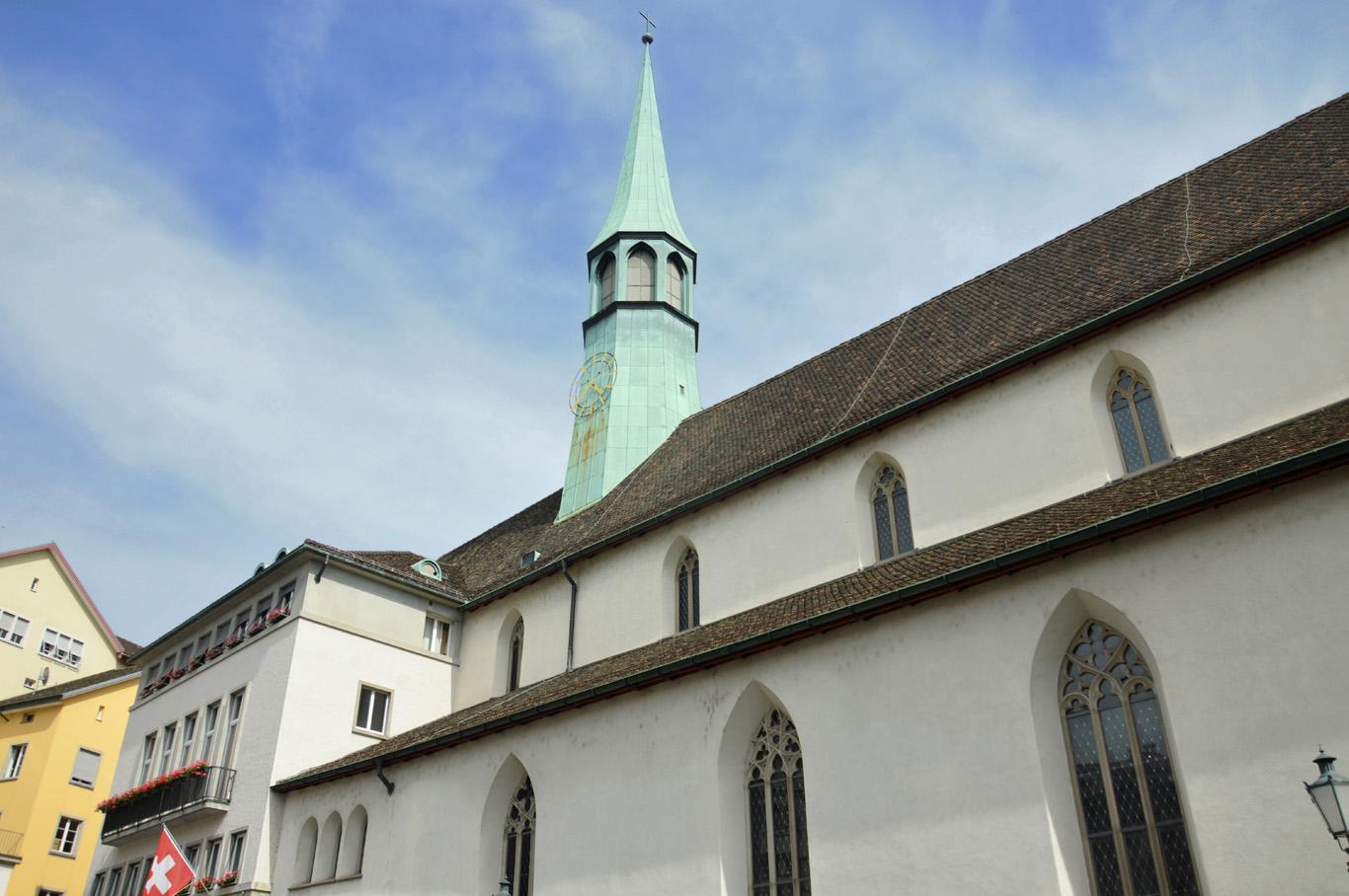 The Catholic Church in Zurich