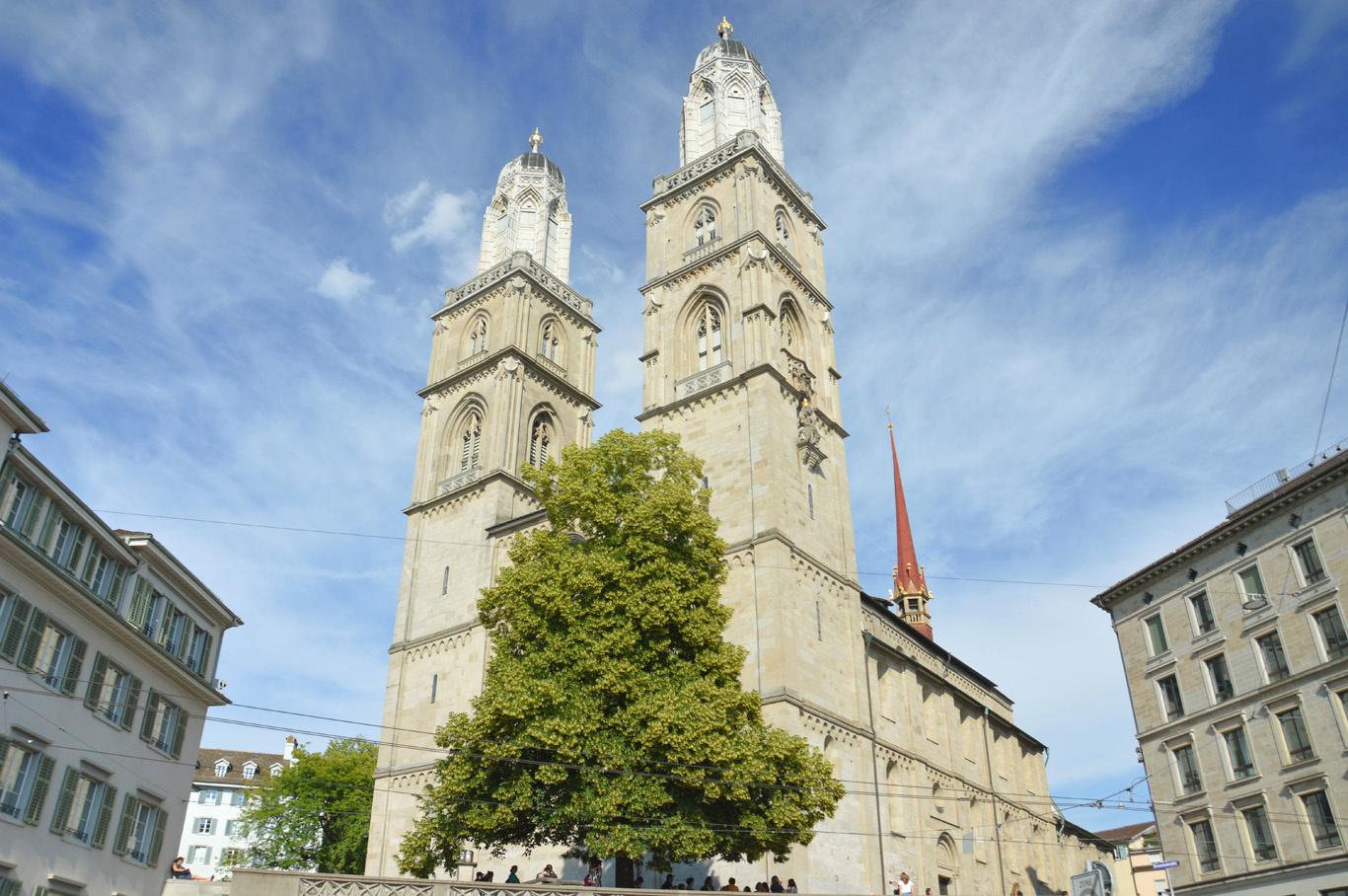 Grossmunster Church