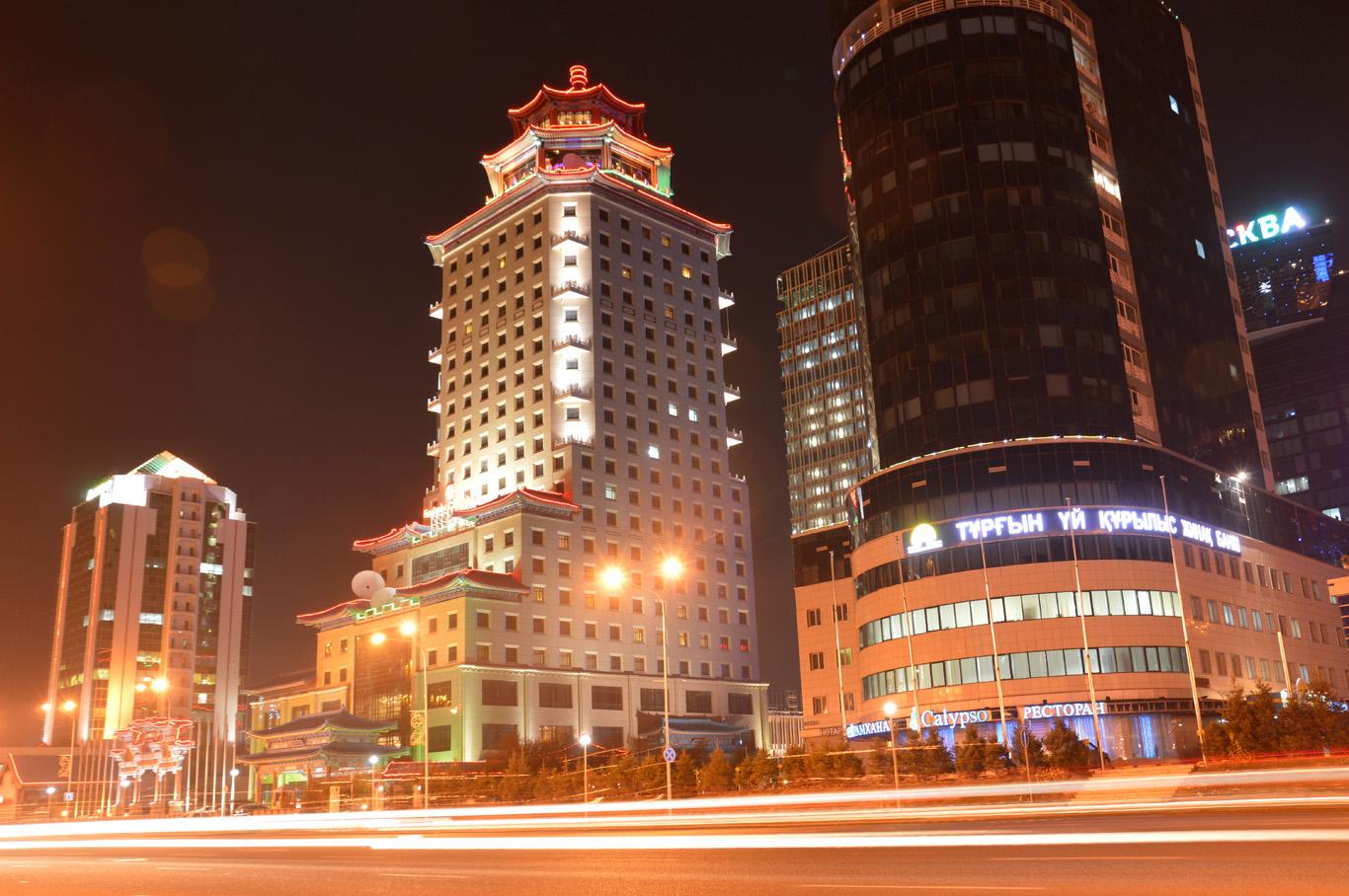 Downtown Astana