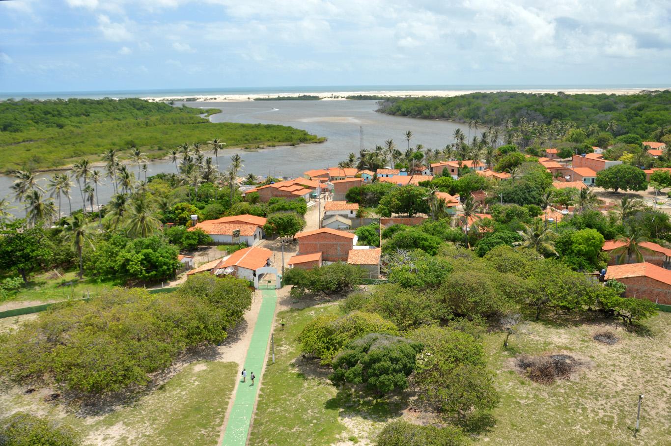 Mandacaru village