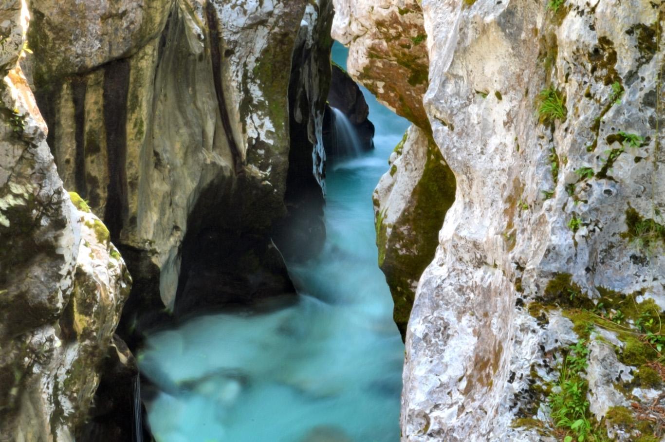 Velika Korita - Great gorge