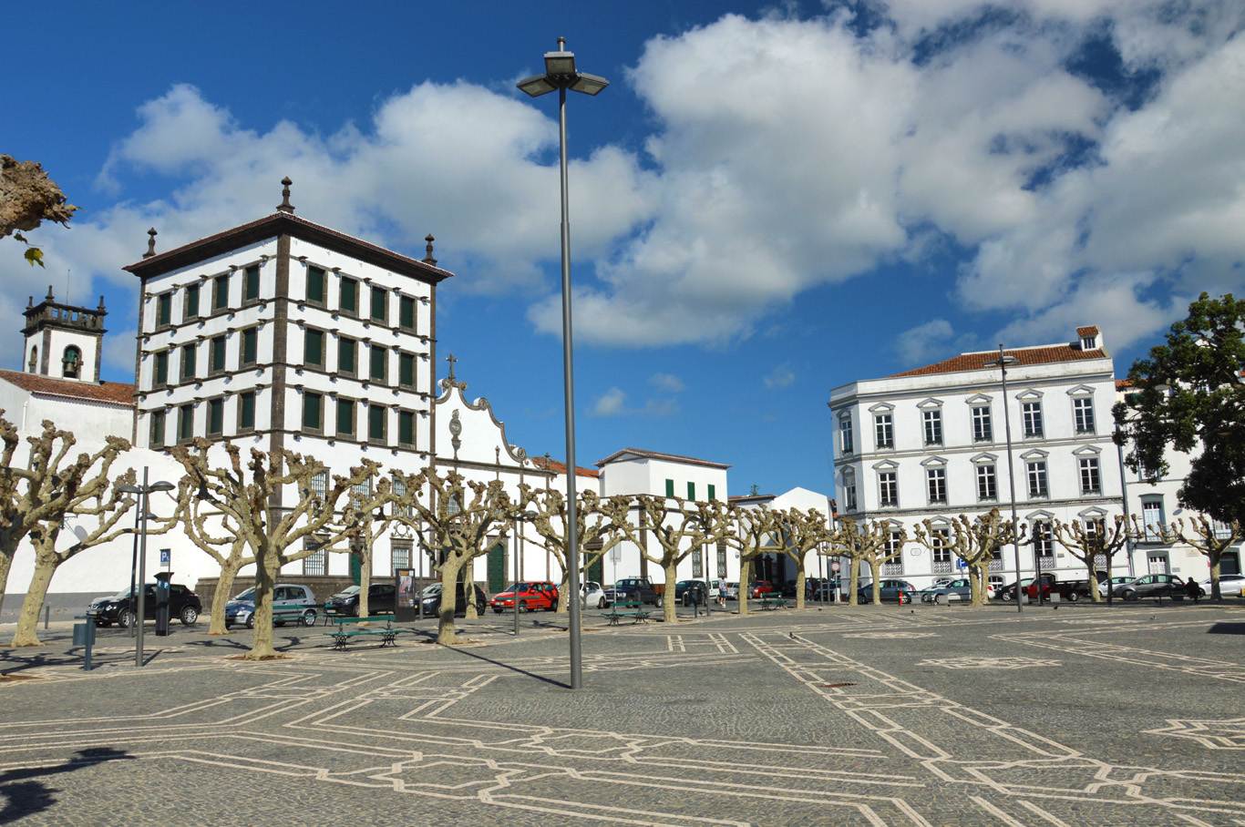 Convent of Our Lady of Hope and Praca 5 Outubro