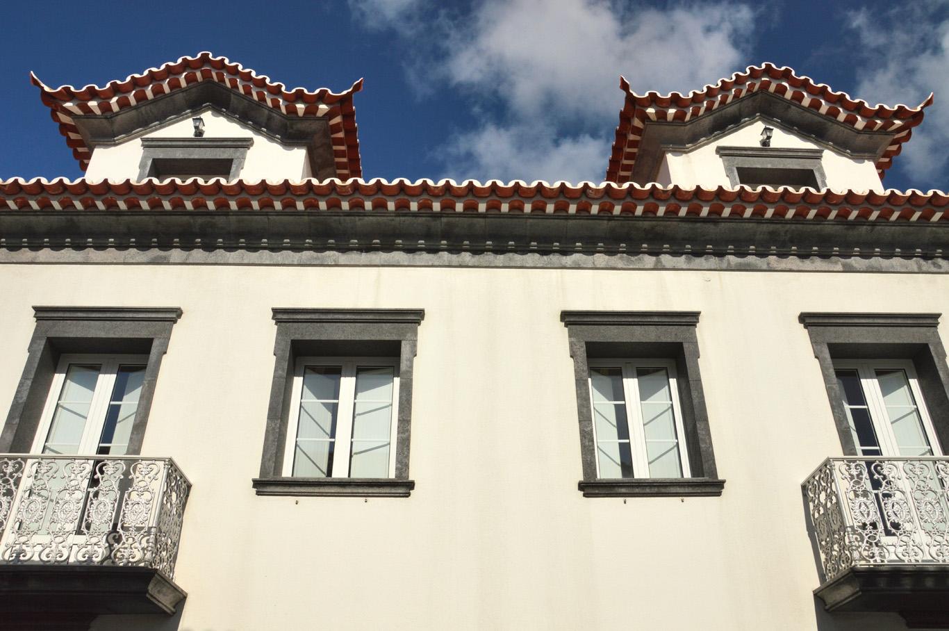 A house in Ponta Delgada