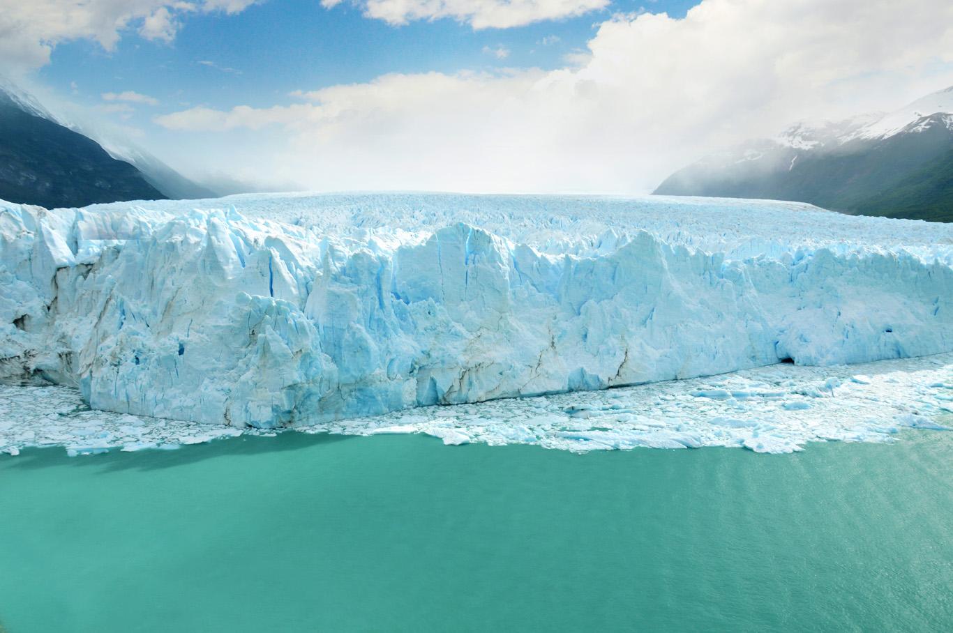 Glacier Perito Moreno     more info