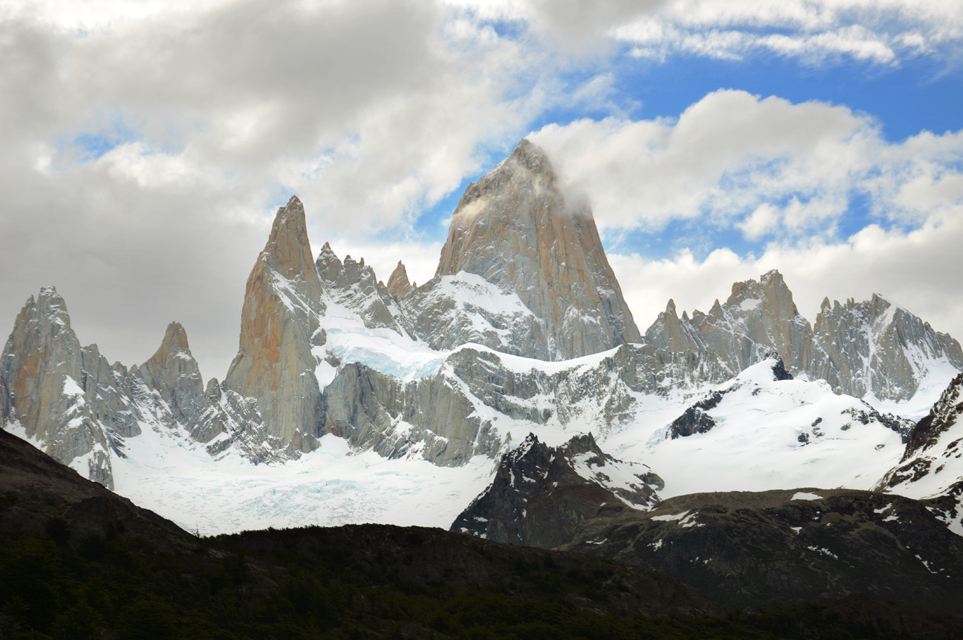 Fitz Roy in Patagonia     more info