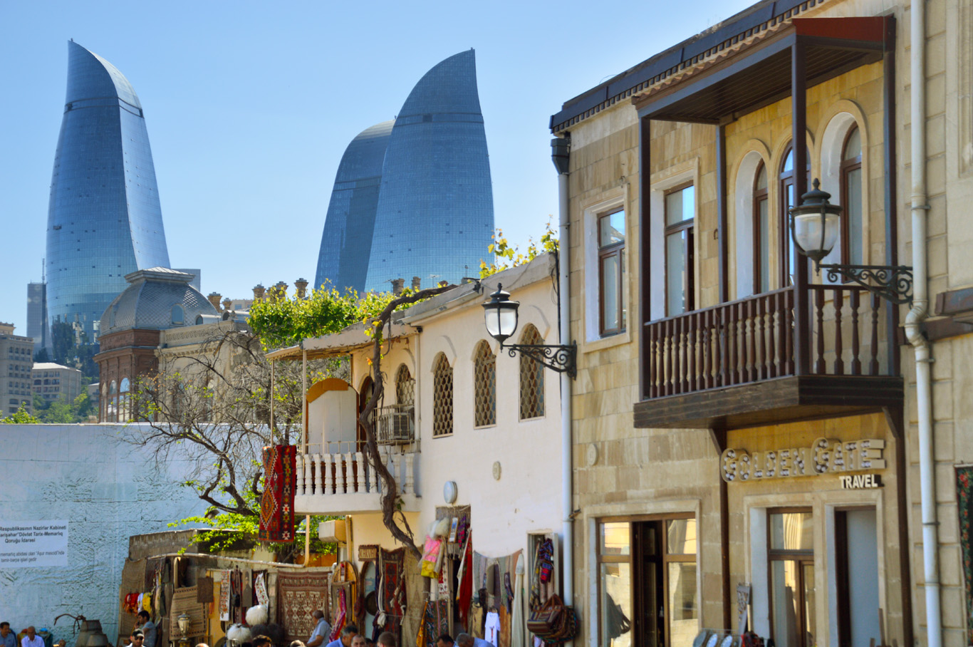 Baku Old Town     more info