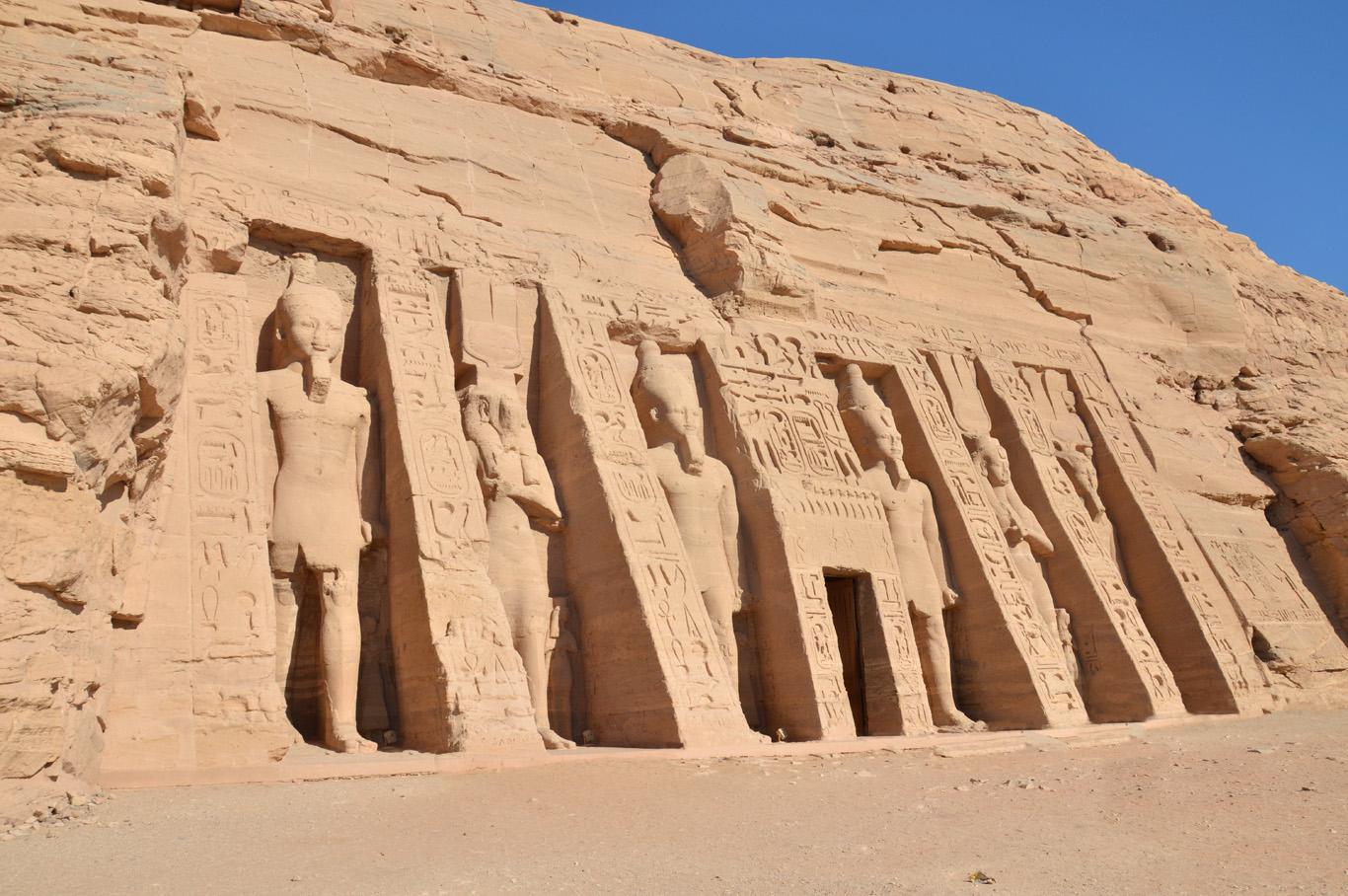 Temples of Abu Simbel     more info