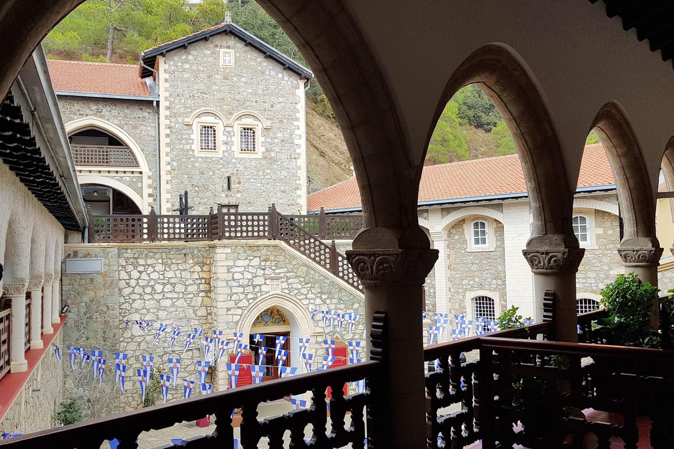 Kykkos Monastery     more info