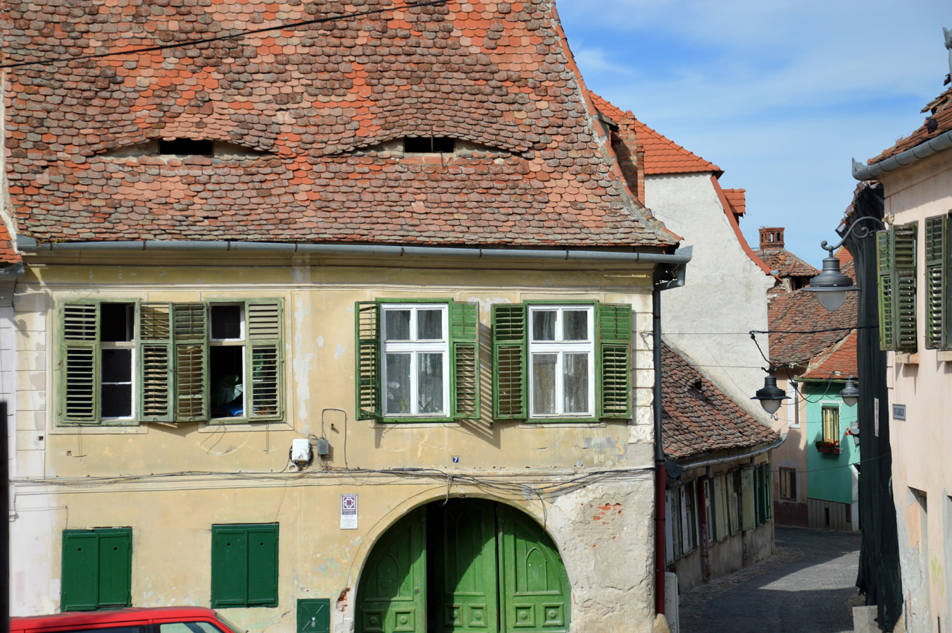 What To See In Sibiu Romania Where Houses Have Eyes