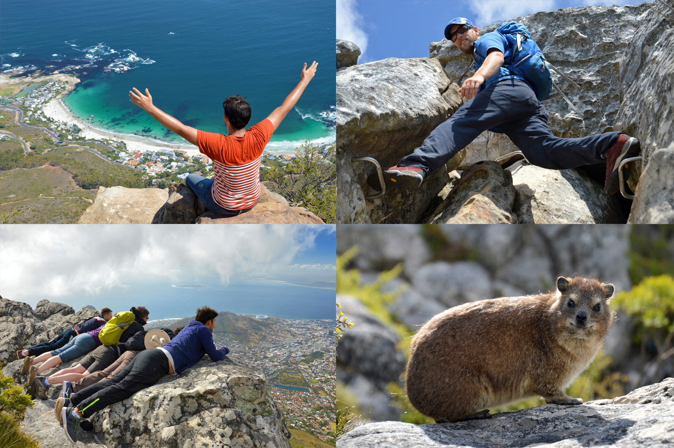 cape town hiking