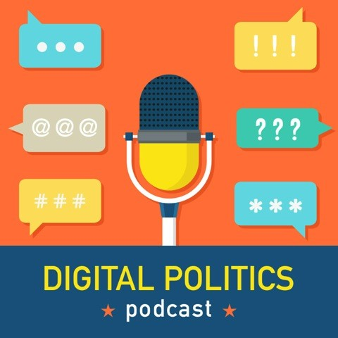 digital politics podcast logo