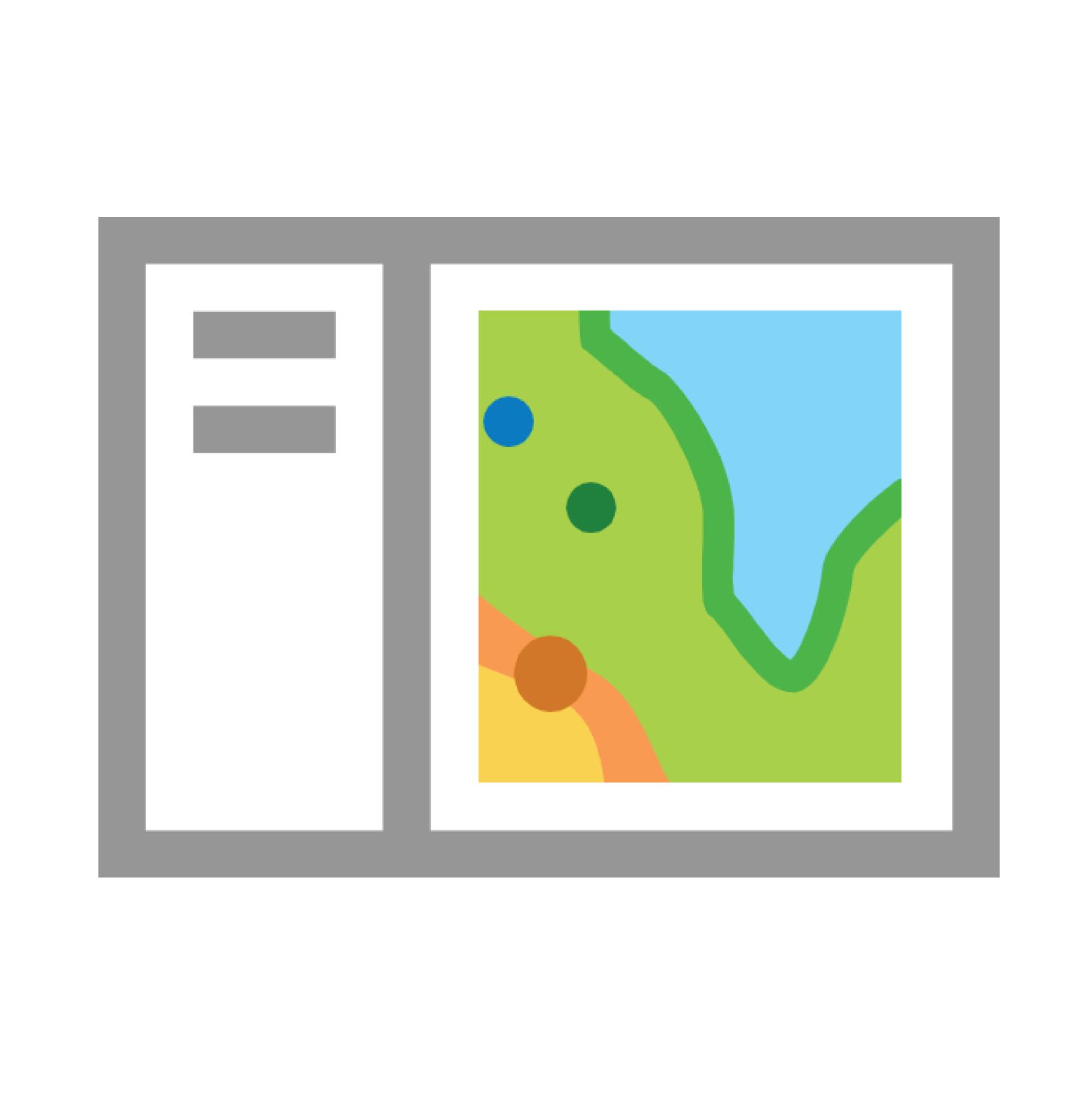 Organized by Geolocation